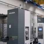 Centro mecanizado OKUMA MA500 HB
