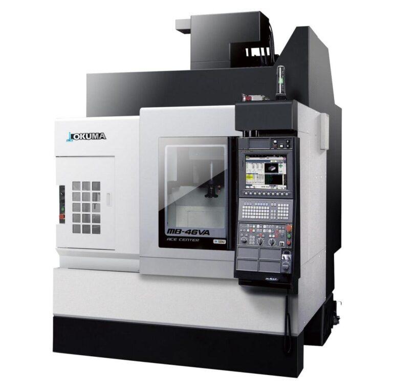 Centro mecanizado OKUMA MB46 VA