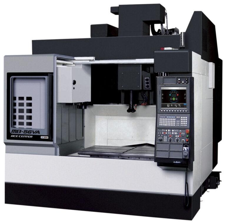 Centro mecanizado OKUMA MB56 VA