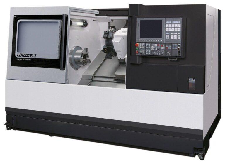 Torno OKUMA LB4000 EX II